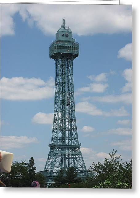 Kings Greeting Cards - Kings Island - 121265 Greeting Card by DC Photographer