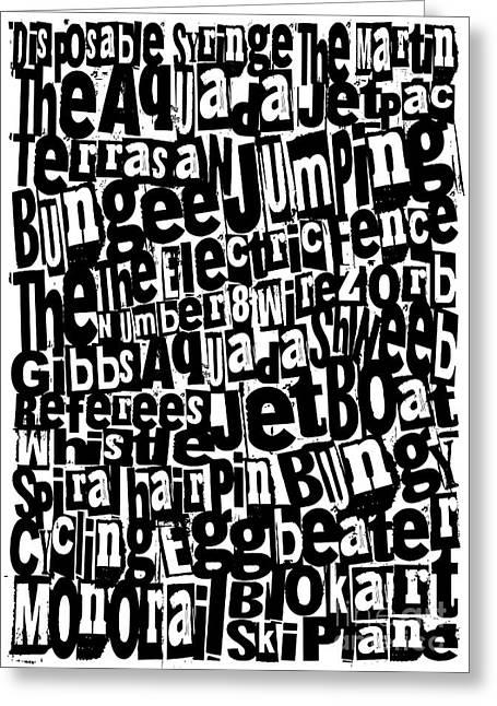 Kiwi Art Digital Art Greeting Cards - Kiwi Inventions Greeting Card by Roseanne Jones