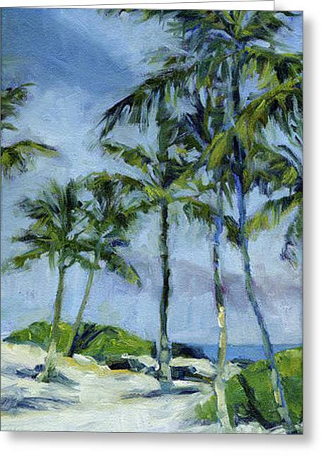 Recently Sold -  - Lahaina Greeting Cards - Kona 2 Greeting Card by Stacy Vosberg