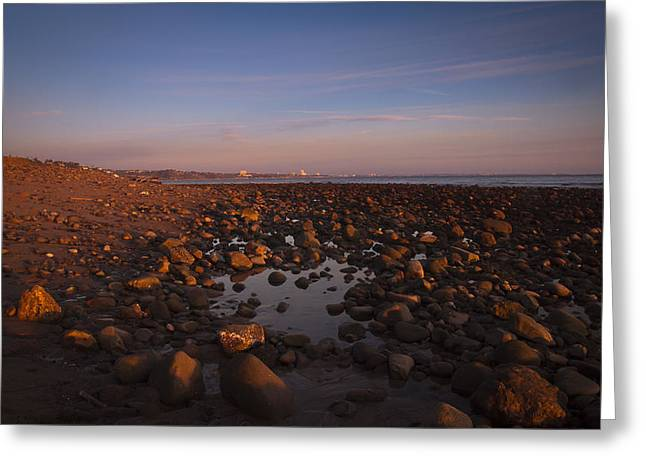 Best Ocean Photography Greeting Cards - LA Landscape - Nature Photos Greeting Card by Laria Saunders