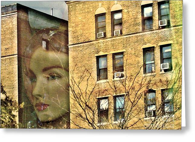 The Houses Greeting Cards - Lady of the House Greeting Card by Sarah Loft