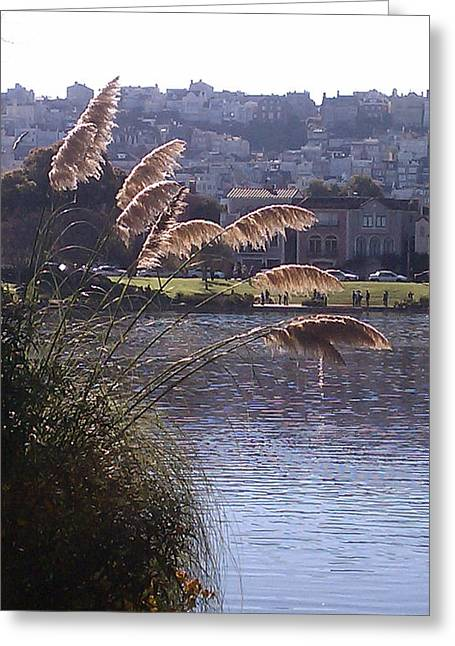 Outdoors Greeting Cards - Lagoon Greeting Card by Brent Dolliver