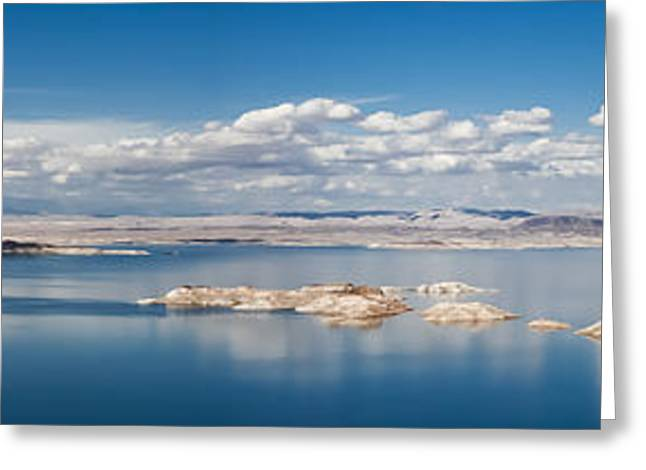 Sheds Greeting Cards - Lakeside View Greeting Card by Jason Moynihan