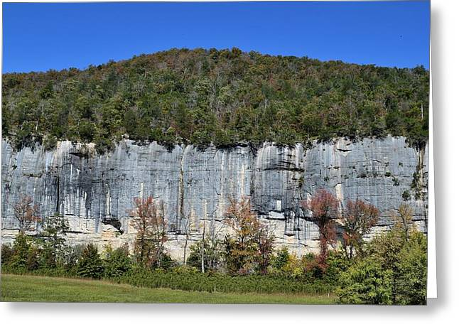 Caves Greeting Cards - Landscapes 44 Greeting Card by Lawrence Hess