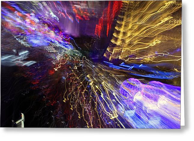 Las Vegas 5279 Greeting Card by Igor Kislev