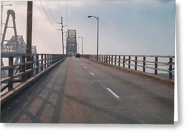 Roadway Greeting Cards - Last Days of Grace Greeting Card by Lee Wilson