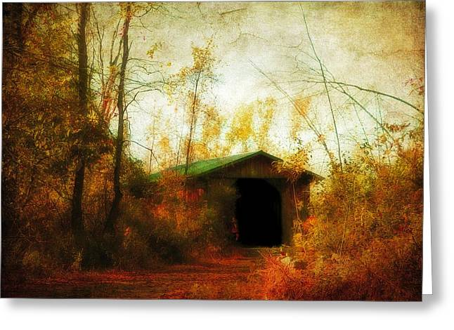 Late October Greeting Card by Gothicrow Images