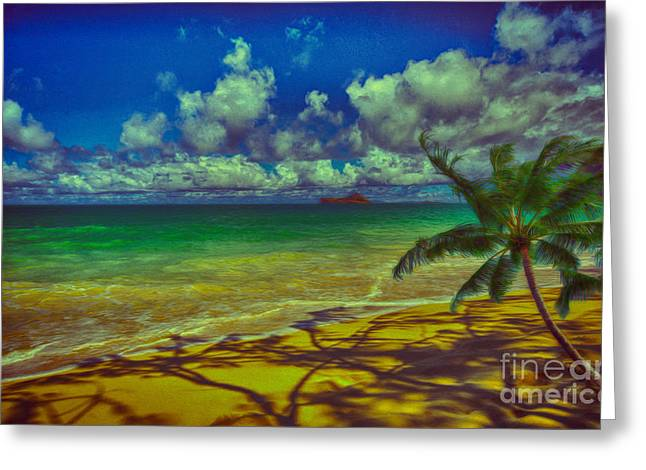 Late-summer Greeting Cards - Late Summer Greeting Card by Cheryl Young