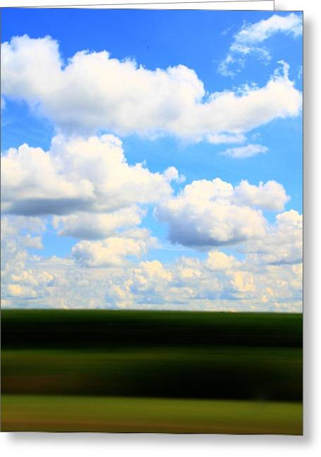 Daydreamer Greeting Cards - Layers Of Summer In Ohio Greeting Card by Dan Sproul