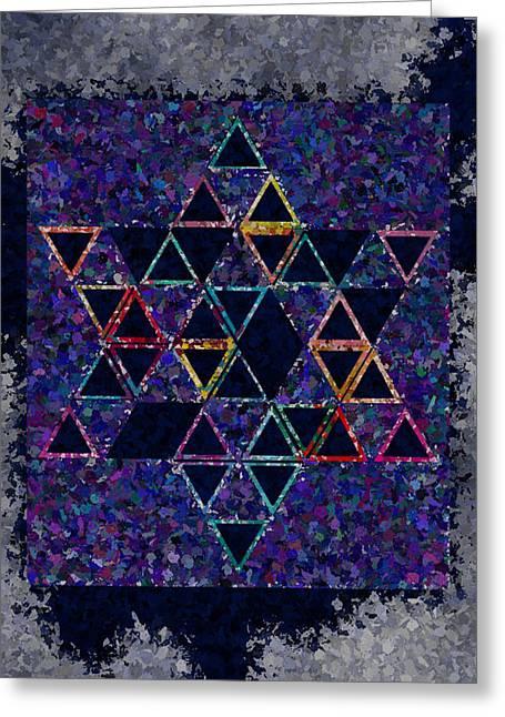 Reform Digital Greeting Cards - Ldwc-012498p Greeting Card by Larry Waitz