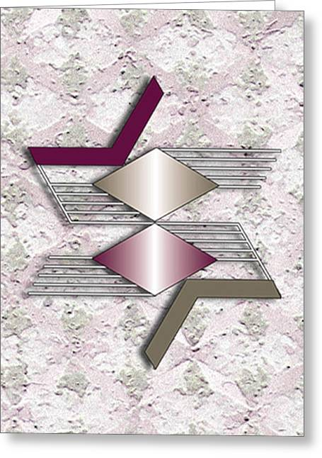 Reform Digital Greeting Cards - Ldwc-1-6 Greeting Card by Larry Waitz