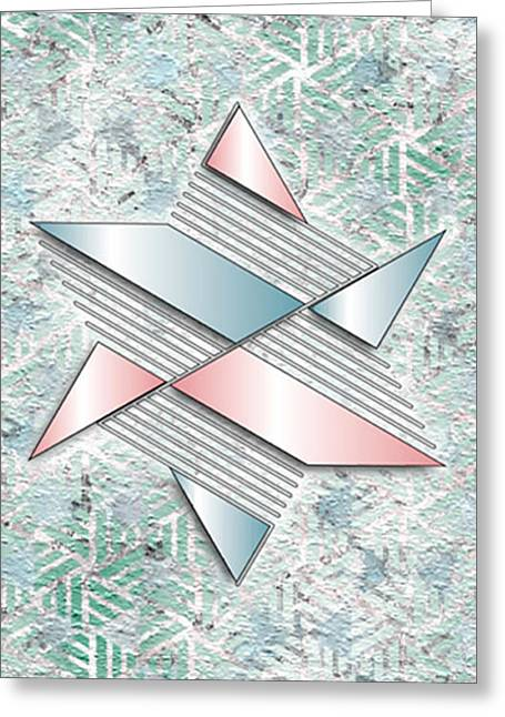 Conservative Greeting Cards - Ldwc-1-8 Greeting Card by Larry Waitz