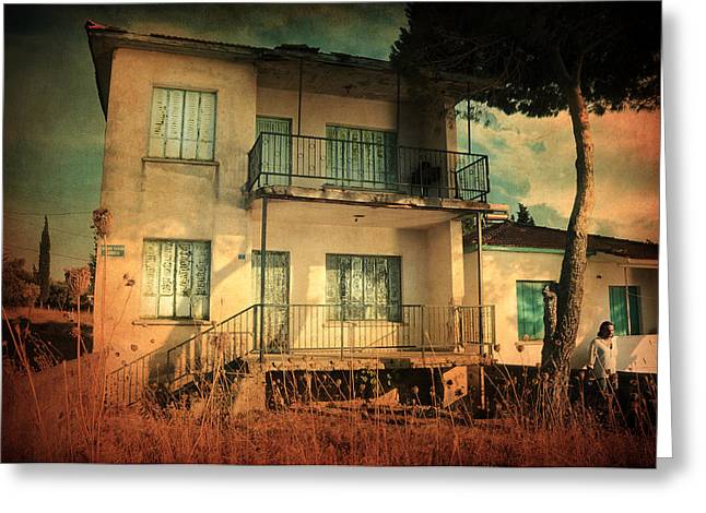 Romanticism Greeting Cards - Leaving Home II Greeting Card by Taylan Soyturk