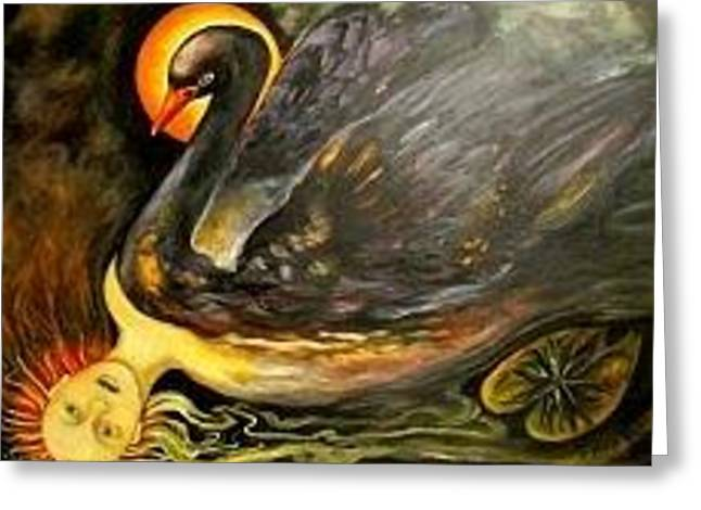 greek mythology in leda and the swan by wb yeats Re-tellings of the myth of leda and the swan: a princess in greek mythology, leda is said to have seven as well as w b yeats' poem leda and the swan.