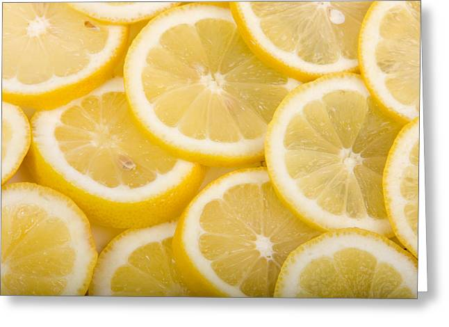 Sour Greeting Cards - Lemons Greeting Card by James BO  Insogna
