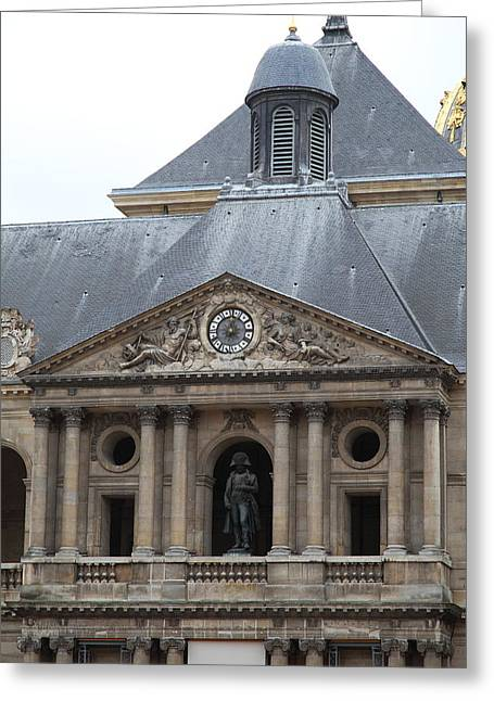 Seine Greeting Cards - Les Invalides - Paris France - 011313 Greeting Card by DC Photographer