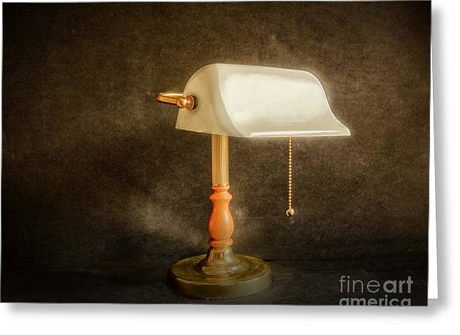 Pull Greeting Cards - Let The Light Shine Greeting Card by Arnie Goldstein