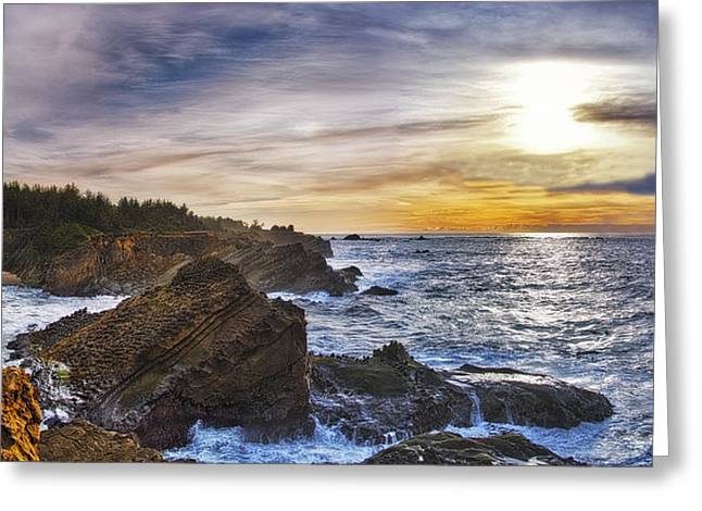 Digital Photography Art Greeting Cards - Lifes Gifts Greeting Card by James Heckt