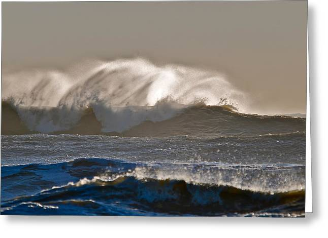 Lori Engle Greeting Cards - Light After The Storm 3 Of 3 Greeting Card by Lori Engle