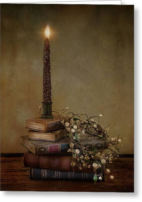 Light For The Journey Greeting Card by Robin-lee Vieira