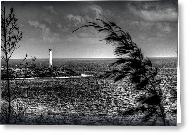 Finr Art Greeting Cards - Light House 2 Greeting Card by Craig Incardone