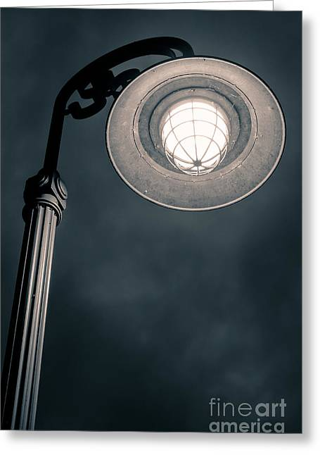 Appleton Greeting Cards - Light On Dark Days Greeting Card by Shutter Happens Photography