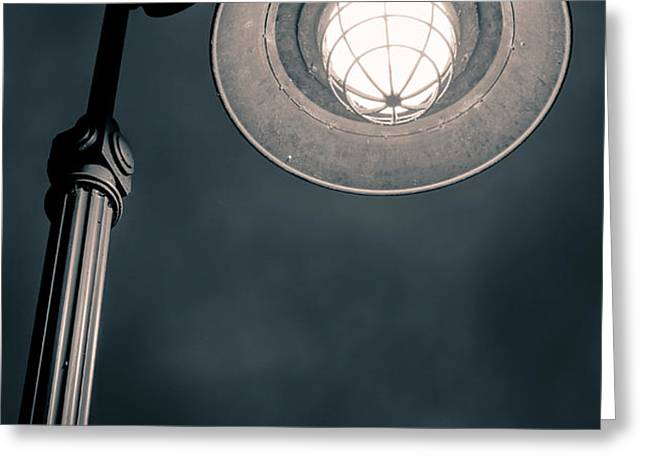Light On Dark Days Greeting Card by Shutter Happens Photography