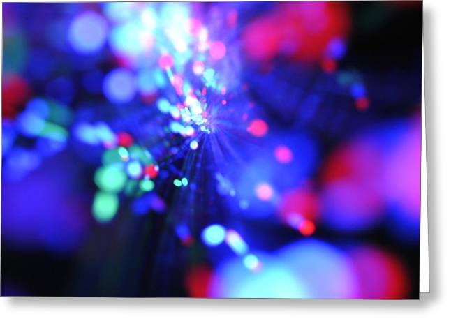 Frederico Borges Photographs Greeting Cards - Light show 1.1 Greeting Card by Frederico Borges