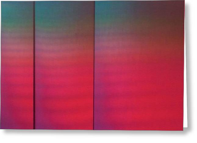Light Show Greeting Cards - Light Show Greeting Card by Art Block Collections