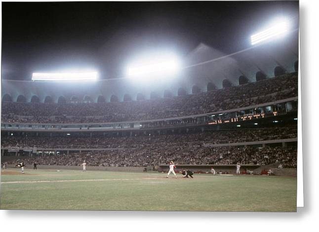 Busch Stadium Greeting Card by Retro Images Archive