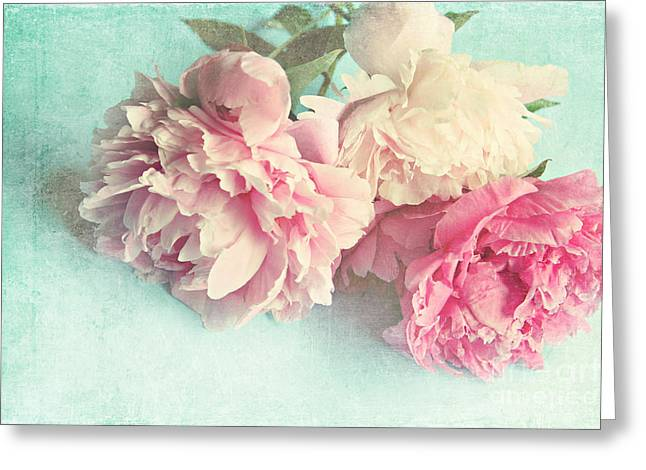 Floral Still Life Greeting Cards - Like yesterday Greeting Card by Sylvia Cook