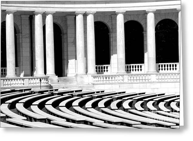 Arlington Greeting Cards - Lines and Curves Greeting Card by Paul W Faust -  Impressions of Light