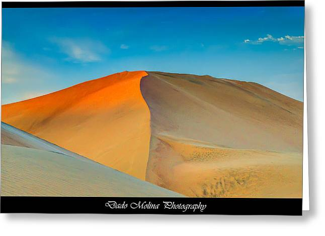Hdr Landscape Greeting Cards - Listen Greeting Card by Dado Molina