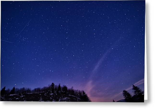 Little Dipper Greeting Cards - Little Dipper Greeting Card by Noel Pennington