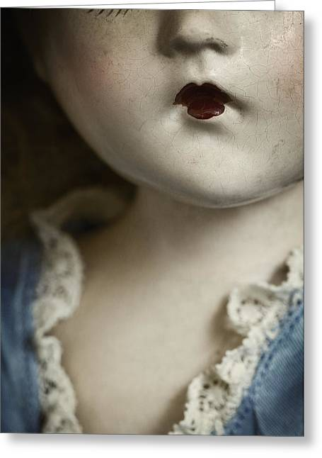 Little Lady  Greeting Card by Amy Weiss