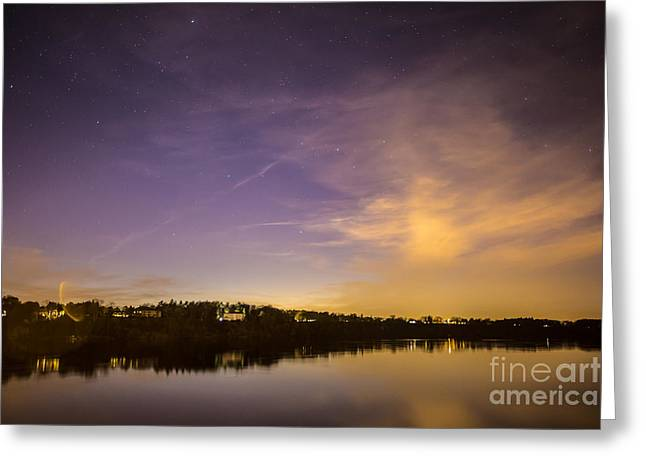 Lewiston Greeting Cards - Living the dream Greeting Card by Chuck Alaimo