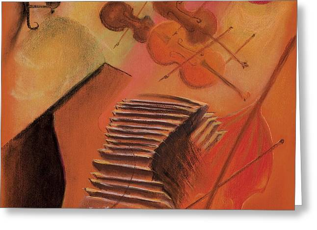 Lo de Celia Greeting Card by Jocelyn Paine