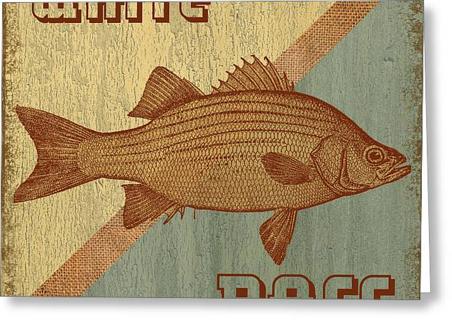 Brown Trout Digital Art Greeting Cards - Lodge Vignettes-H Greeting Card by Jean Plout