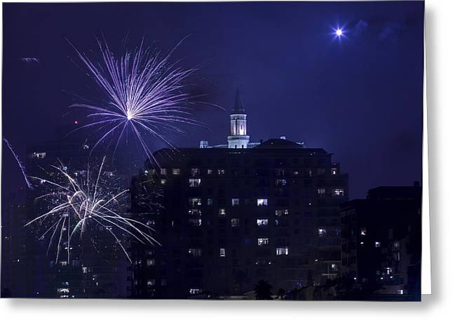 Beach Photography Greeting Cards - Long Beach Sparkles By Denise DUbe Greeting Card by Denise Dube