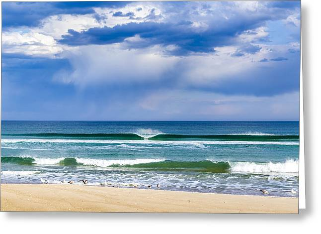 Hamptons Greeting Cards - Long Island Paradise Greeting Card by Ryan Moore