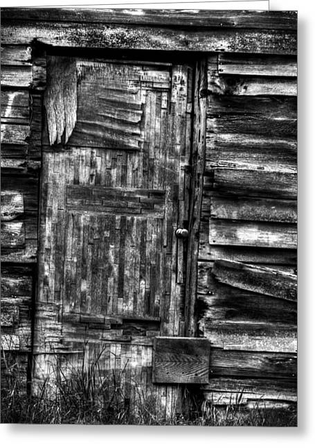 Wooden Building Greeting Cards - Long Time My Friend Greeting Card by Thomas Young