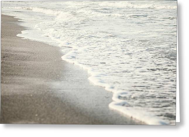 Longboat Greeting Cards - Longboat Key Florida Beach Landscape Photography Greeting Card by Lisa Russo