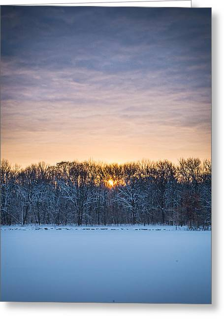 Herrick Lake Greeting Cards - Look To The East Greeting Card by Kevin Rodde
