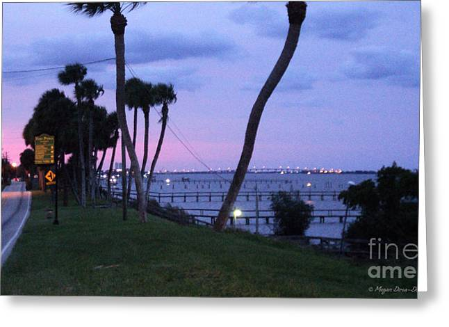St. Lucie County Greeting Cards - Looking North2 Greeting Card by Megan Dirsa-DuBois