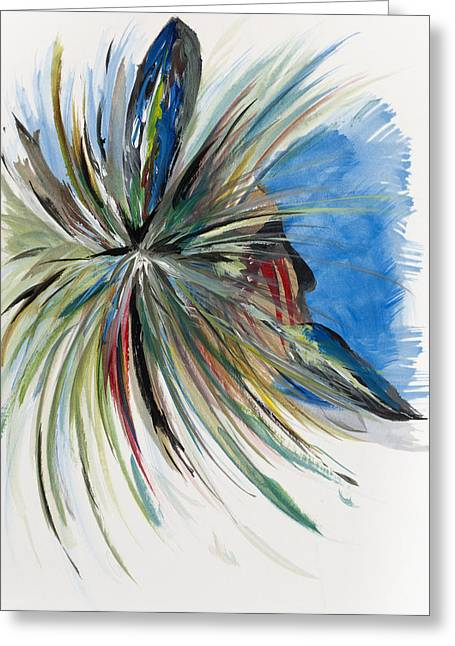 Recently Sold -  - Don Medina Greeting Cards - Looking Out Greeting Card by Don Medina