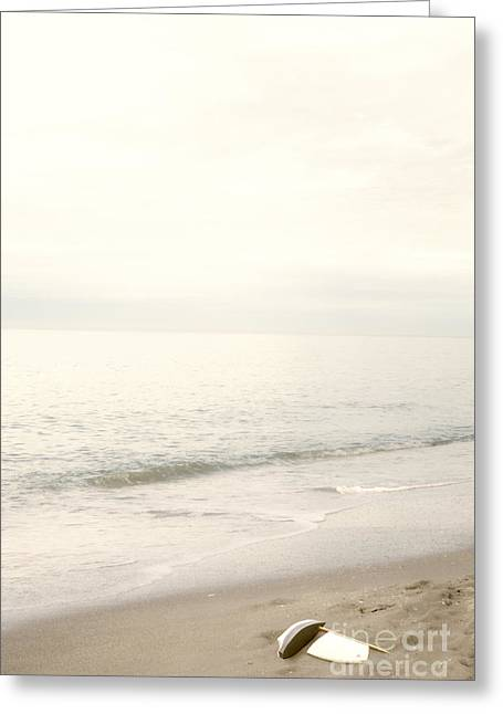 Lost At Sea II Greeting Card by Margie Hurwich
