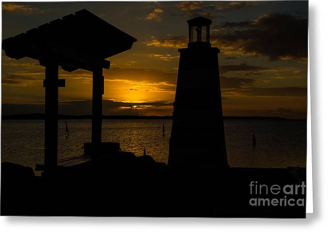 Isla Morada Greeting Cards - Lost in a Dream Greeting Card by Rene Triay Photography