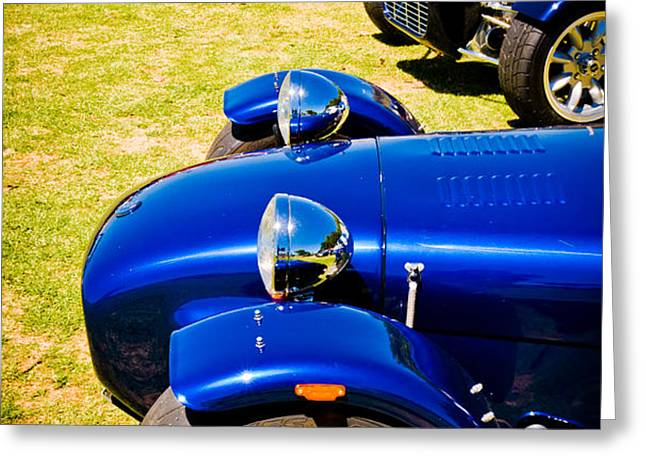Lotus Seven Greeting Card by Phil 'motography' Clark