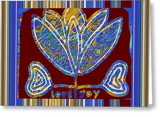 Wife Greeting Cards - Lotus Symbol Holy flower Textures Patterns Background Designs  and Color Tones n Color Shades availa Greeting Card by Navin Joshi