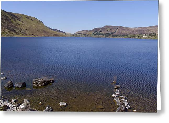 Sligo Greeting Cards - Lough Talt in County Sligo Ireland Greeting Card by Bill Cannon